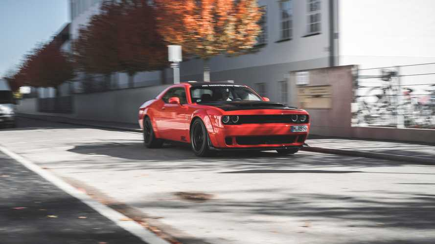 AEC Dodge Challenger SRT Hellcat XR mit 888 PS angetestet