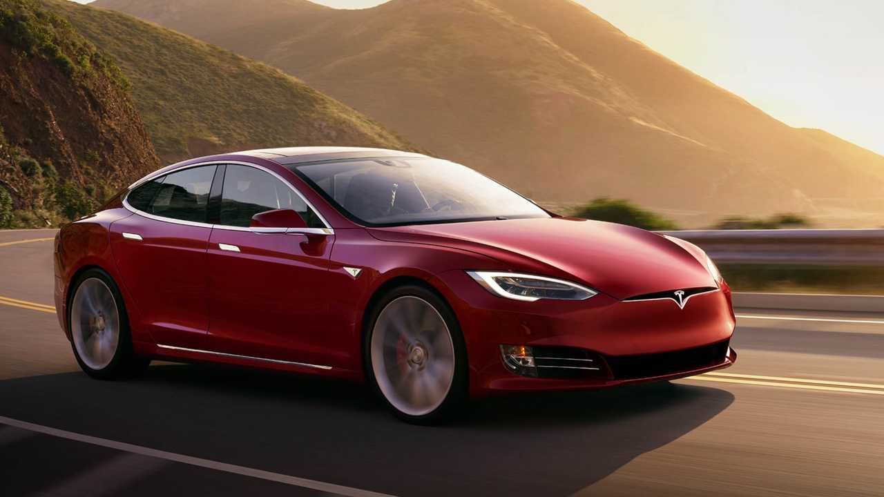 Tesla Model S (hasta 610 km)
