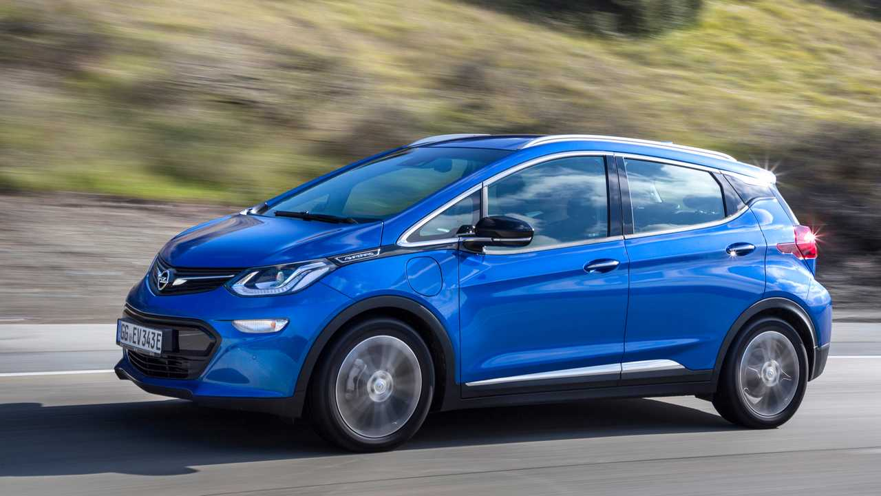 Opel Ampera-e (423 km)