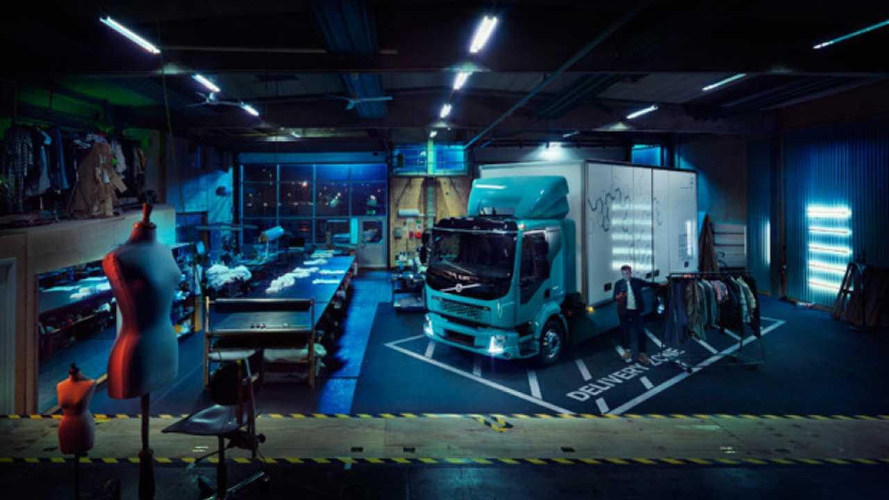 Volvo FL Electric, cittadino a batterie