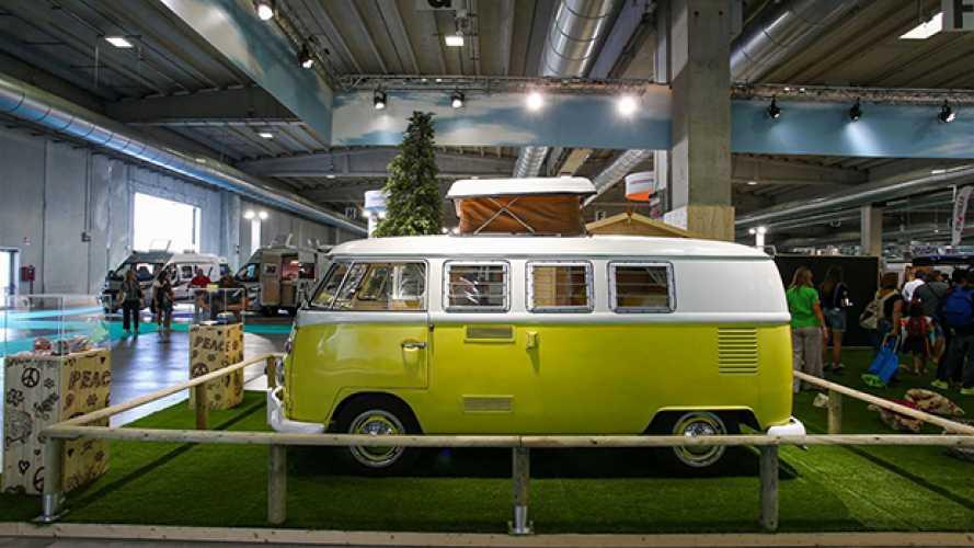 Volkswagen, a Parma debutta in Italia il Grand California