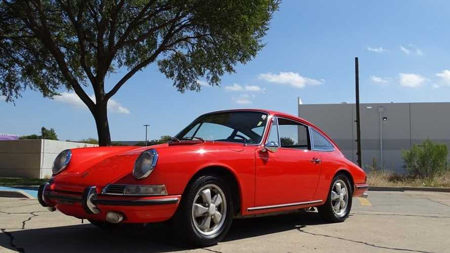 All Original 1967 Porsche 911 S Heading To Auction