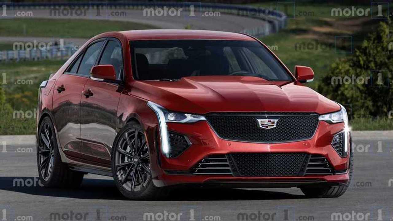 2021 Cadillac CT4-V Blackwing