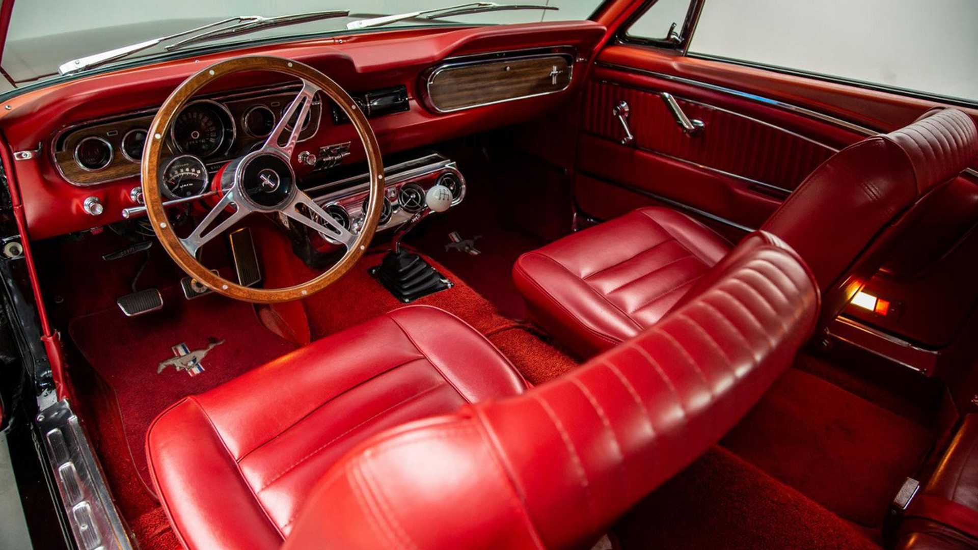 "[""Pro-Touring 1965 Ford Mustang GT Up For Grabs""]"