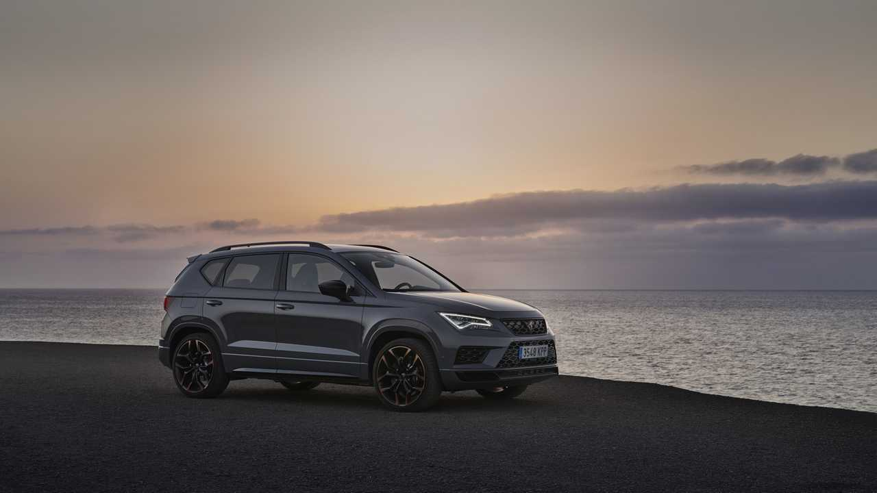 CUPRA Ateca Limited Edition 2020