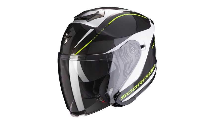 Scorpion Exo S1, il casco jet protettivo e confortevole