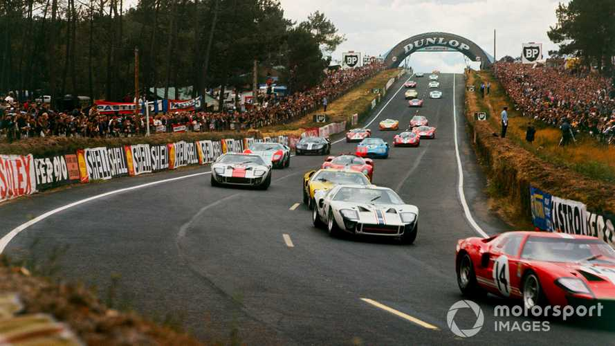 Uncovered! Lost footage from the 1966 Le Mans Ford v Ferrari duel