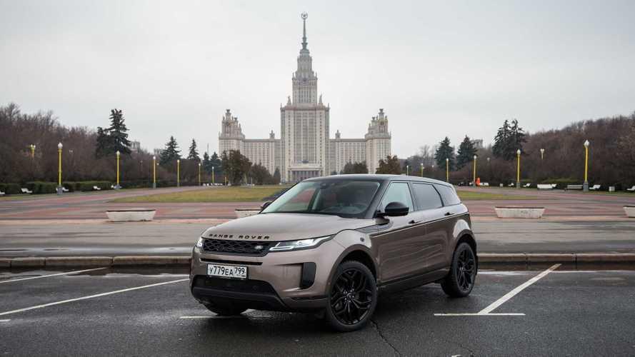 Зачем Land Rover полез в премиум с маленьким Evoque?