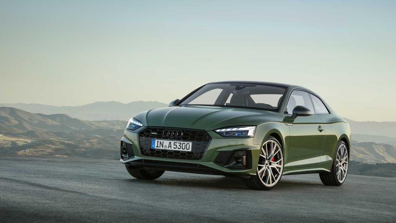 2021 Audi A5 Coupe Specs