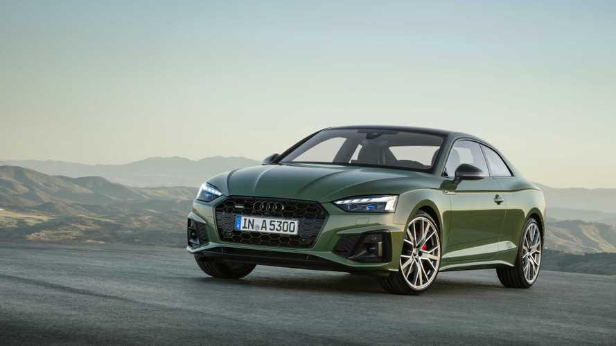 2020 Audi A5 ufak makyaj ve dizel S5'le geldi