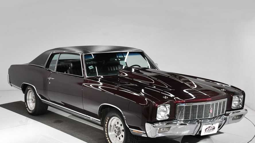 1971 Chevrolet Monte Carlo SS 454 Is A True Beauty