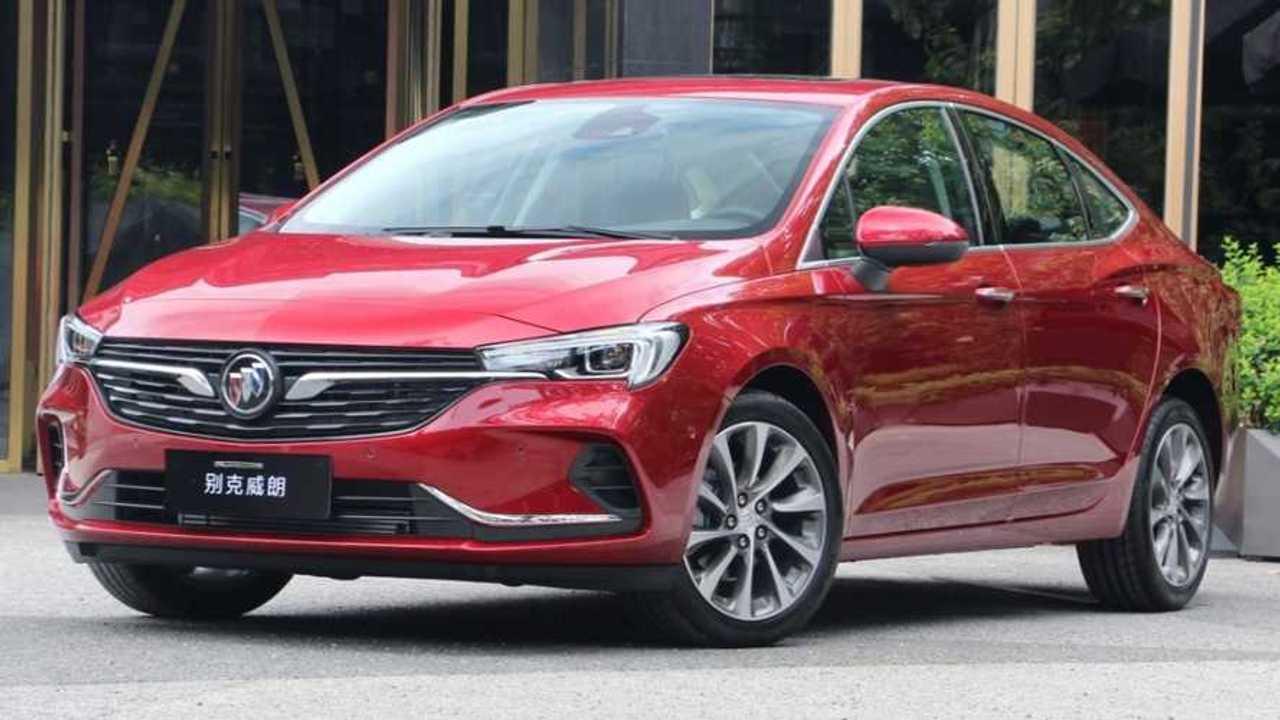 2020 Buick Verano (CN Spec)