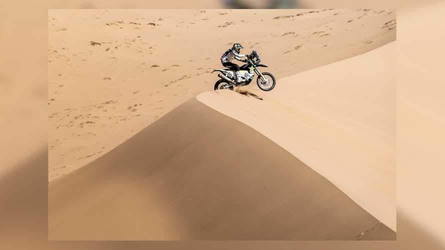 Husqvarna Rider Makes Stunning Post-Injury Comeback At Atacama Rally
