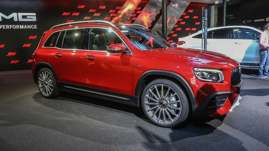 Mercedes-Benz al Salone di Francoforte 2019