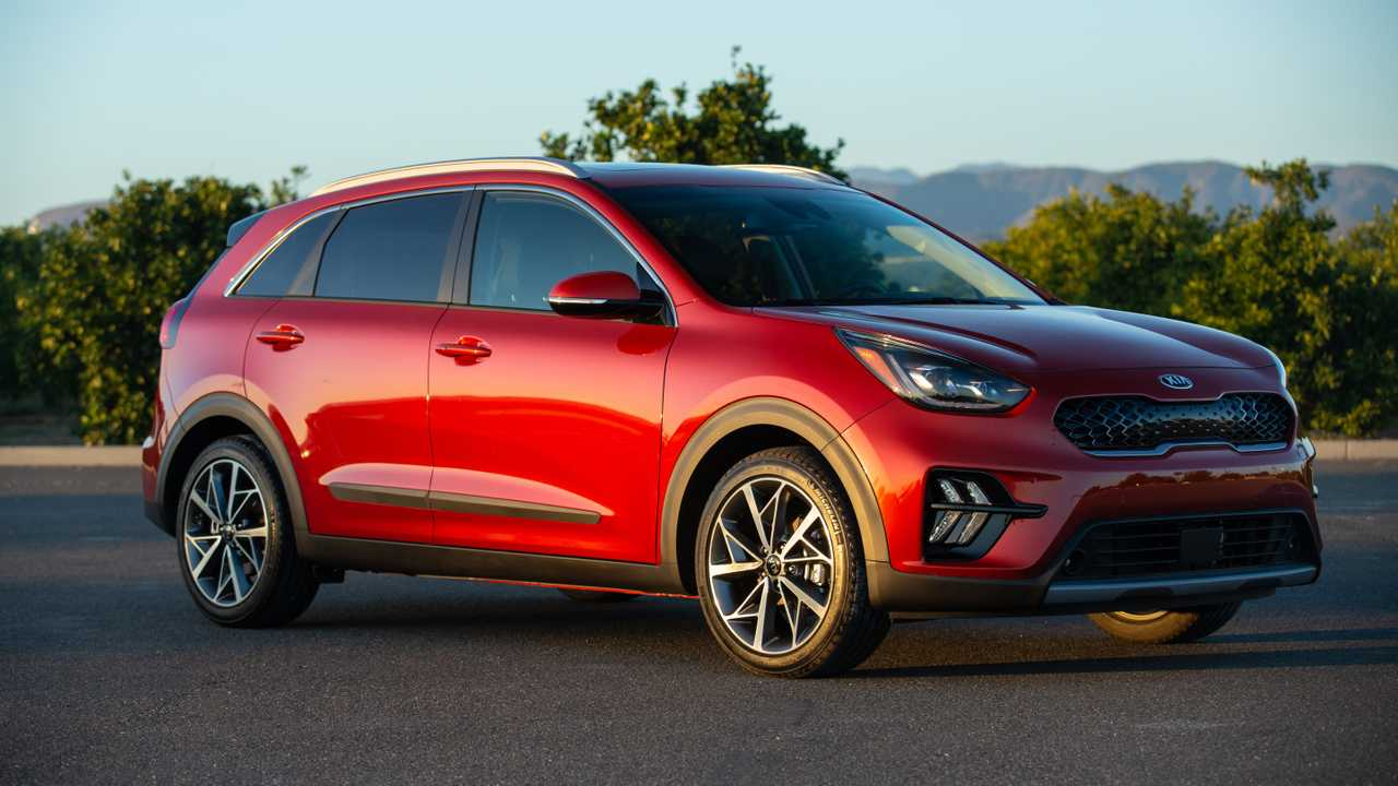 2020 Kia Niro Review and Release date