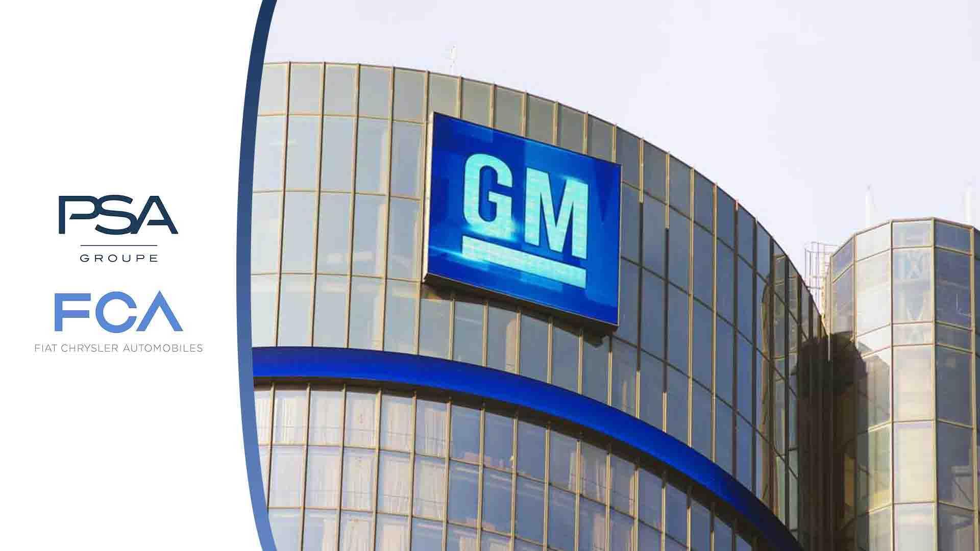 La fusion PSA - FCA mise en cause par la plainte de GM pour corruption ?