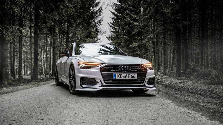 Audi A6, A7 ve Q8'e ABT dokunuşu geldi
