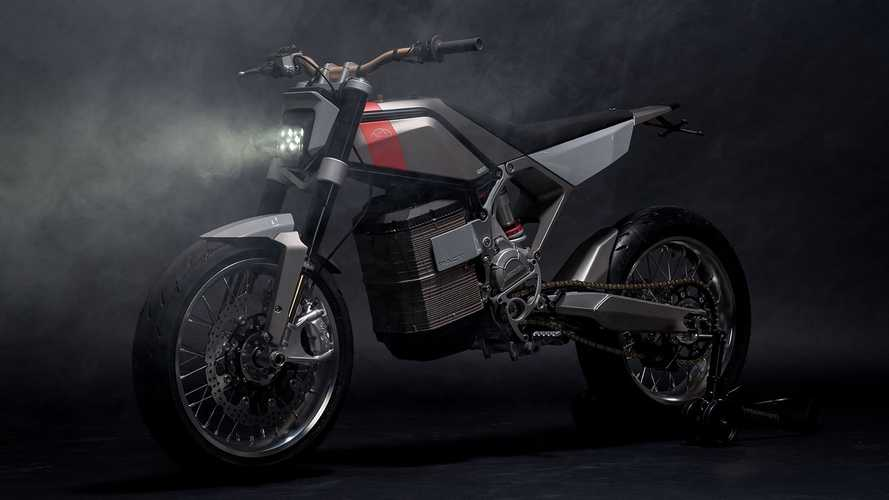 This Custom Alta Is The Future Of Electric Motorcycles