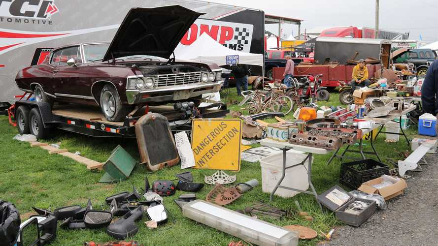 6 Reasons Why Automotive Flea Markets Are The Coolest