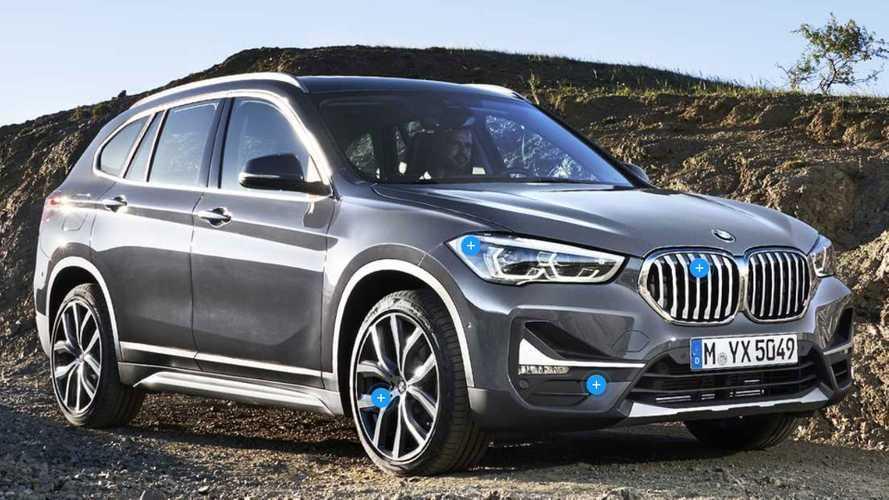 Nuova BMW X1, le novità punto per punto