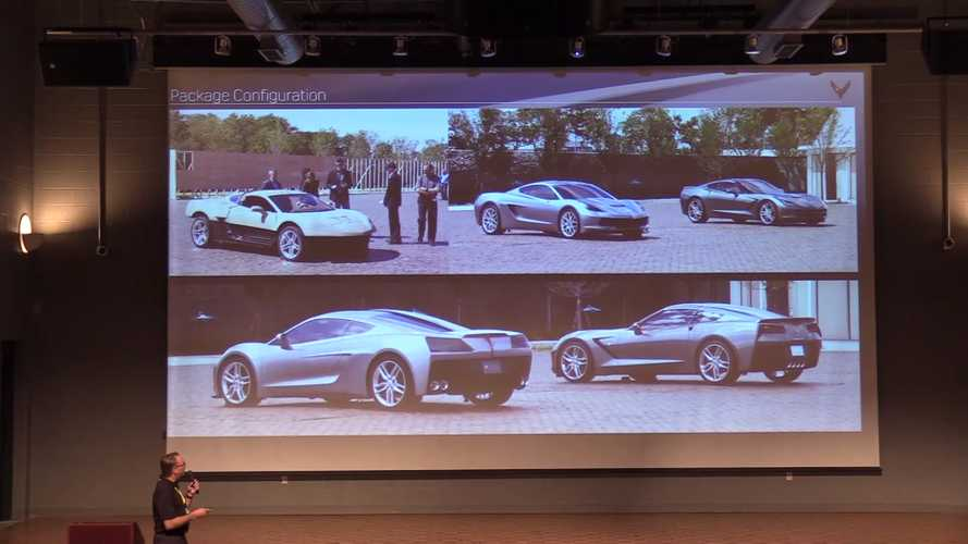 Official C8 Corvette Design Progression