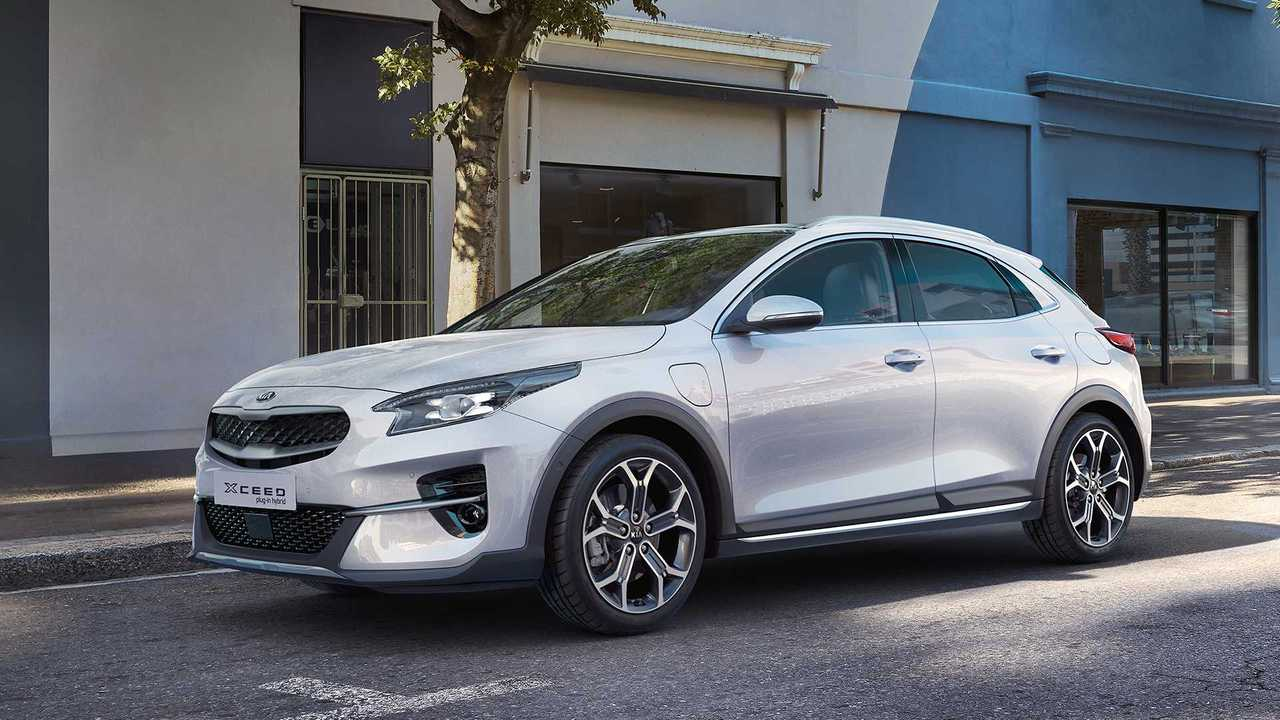 Kia XCeed Plug-in-Hybrid