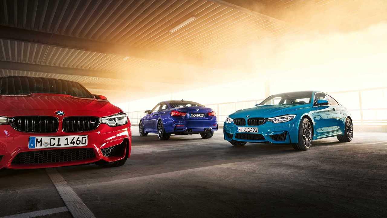 BMW M4 Edition M Heritage 2020