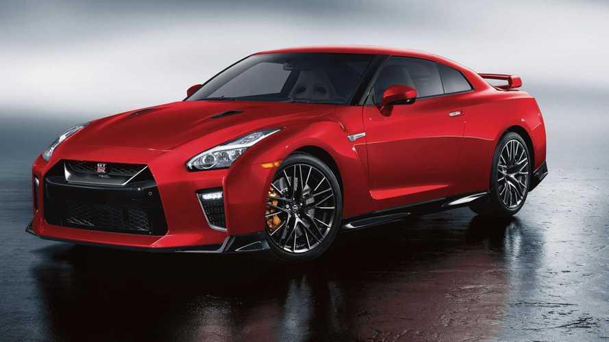 Nissan présente quelques évolutions pour sa GT-R
