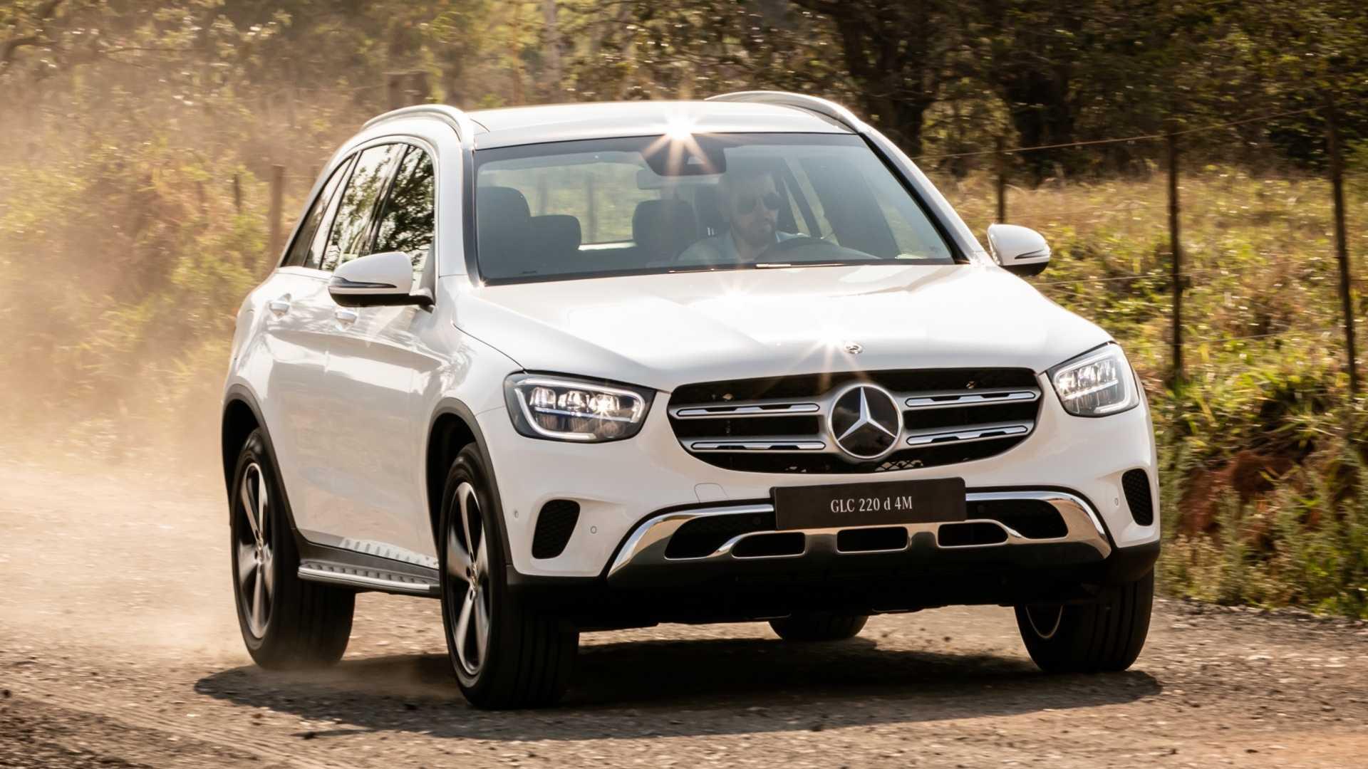 Mercedes Benz Glc 2020 Chega Ao Brasil Apenas A Diesel Por R 294 900