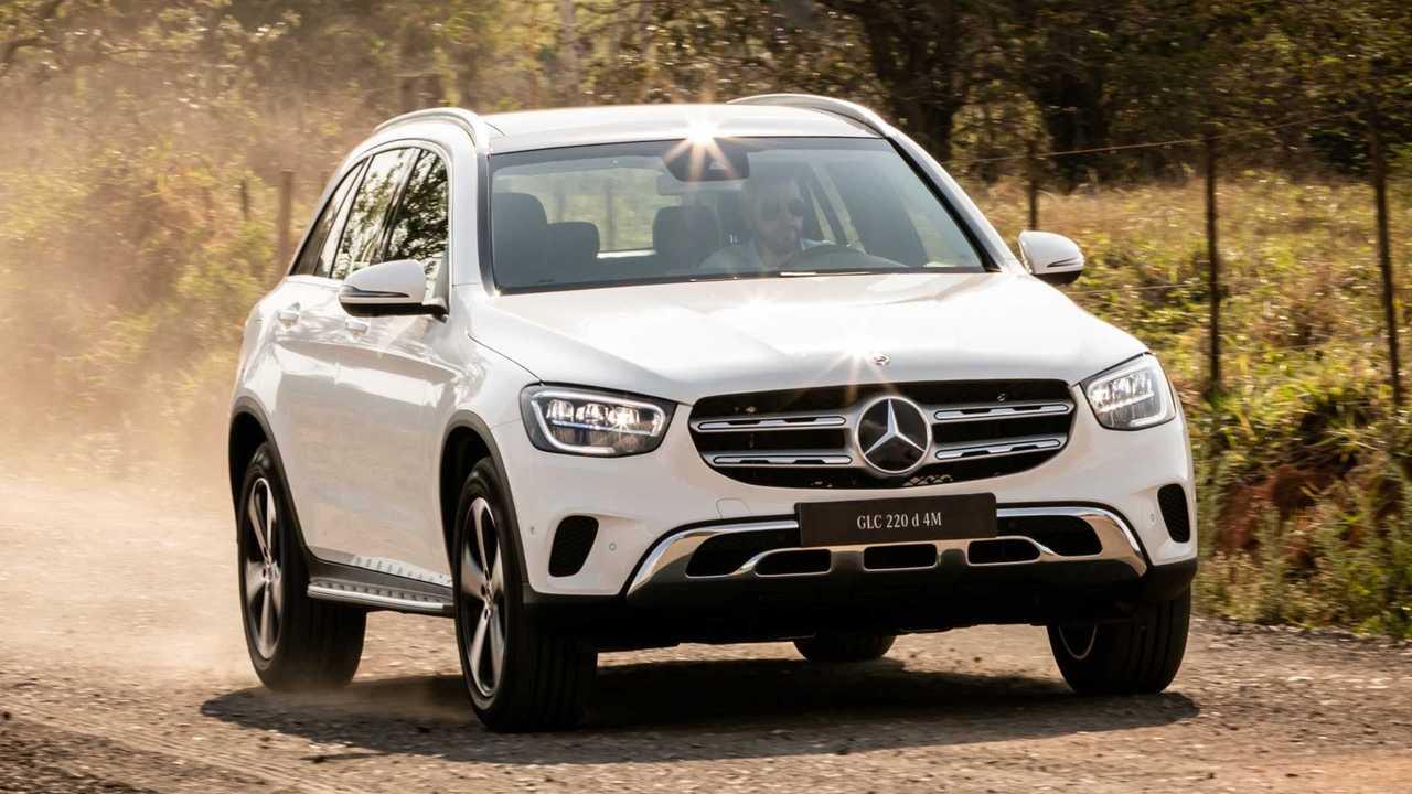 Mercedes-Benz GLC e GLC Coupé 2020 (BR)