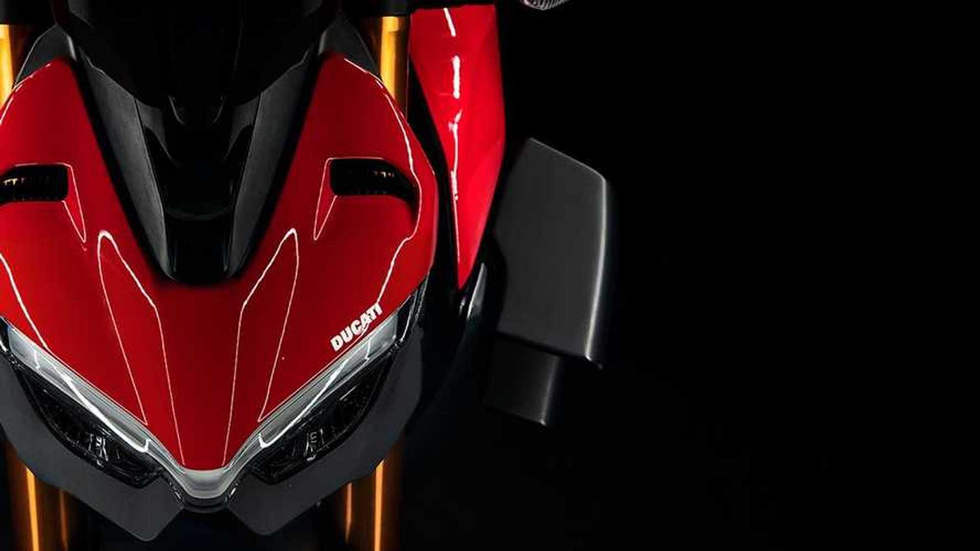 Ducati Officially Announces Streetfighter V4 In Rimini