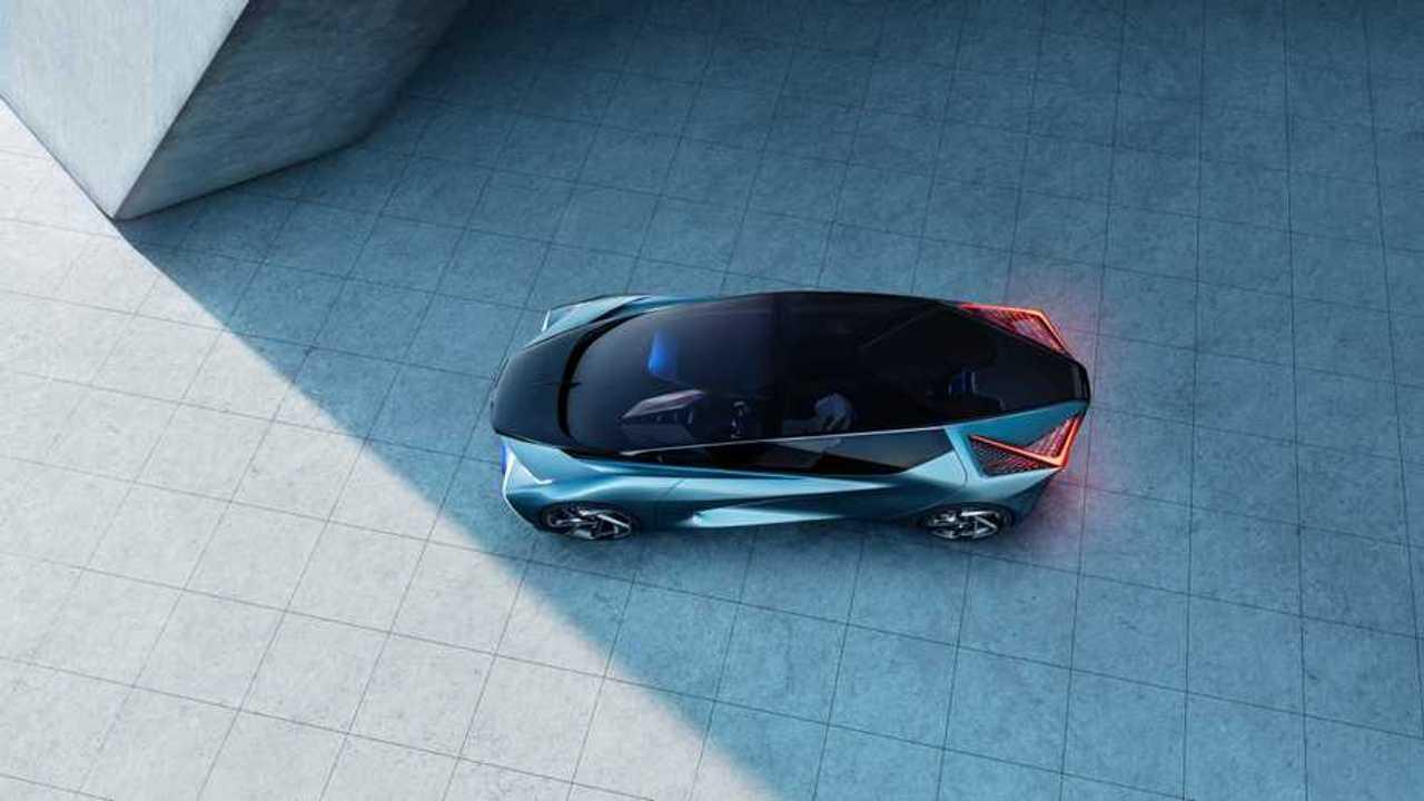 2019 Lexus LF-30 concept