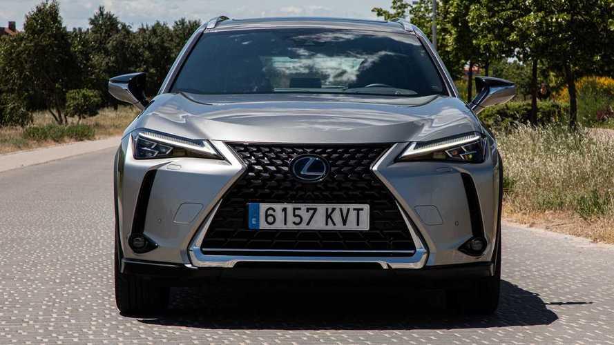 Lexus UX 2020: con los nuevos acabados Premium y Style