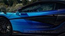 McLaren 600LT Comet Fade