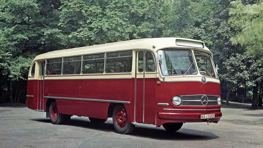 Mercedes-Benz Omnibus O 321 H/HL (1954 bis 1964)