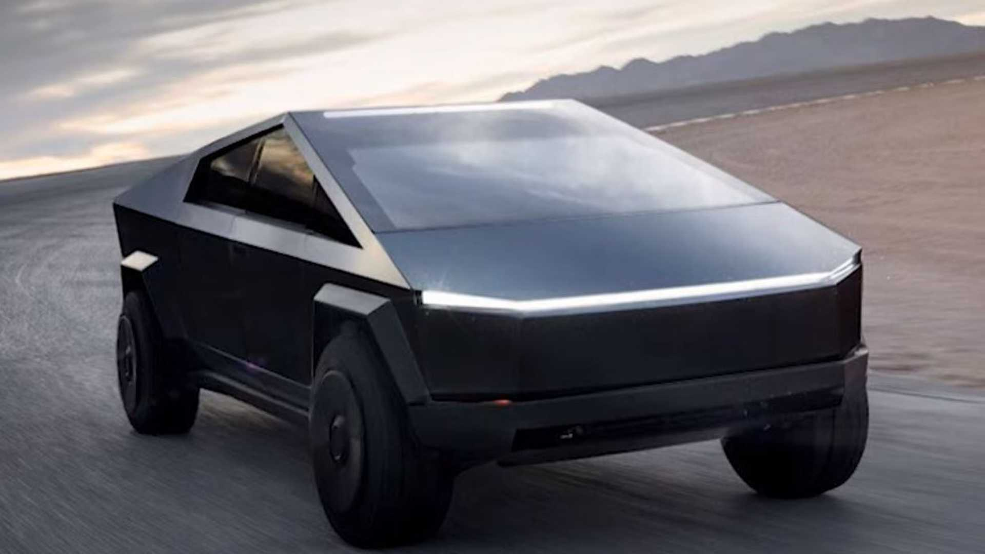 More Details On The Tesla Cybertruck's Revolutionary Design