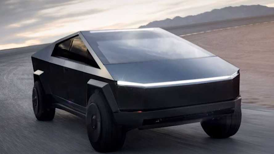 More Details On The Tesla Cybertruck's Revolutionary Design