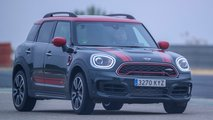 mini countryman john cooper works 2020 prueba