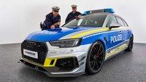 Audi RS4 Avant by ABT per la polizia tedesca