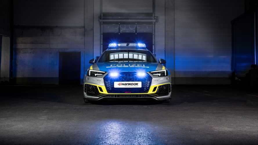Audi RS4 Avant by ABT for Tune It! Safe! campaign