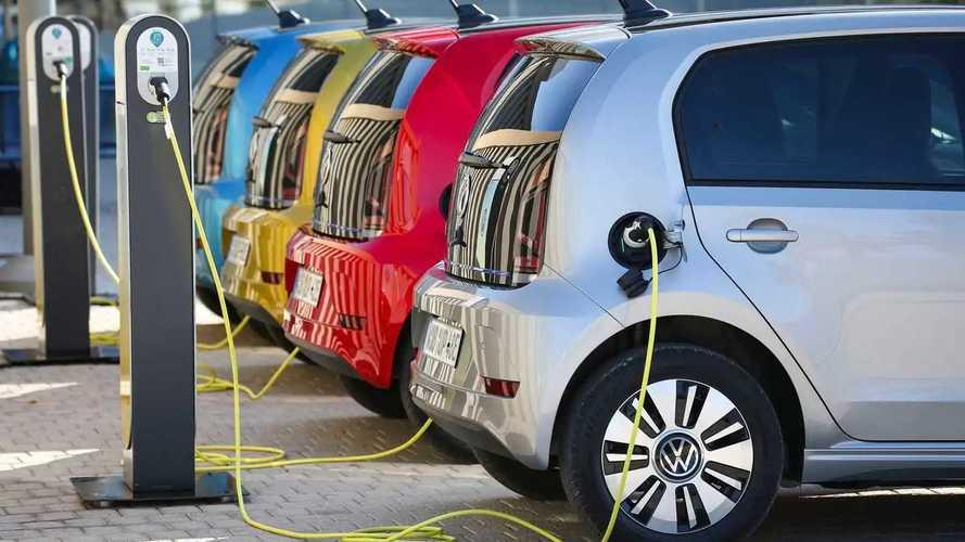 Germany: Plug-In Car Sales Above 50,000 In April 2021