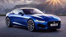 jaguar f type restyling 2020