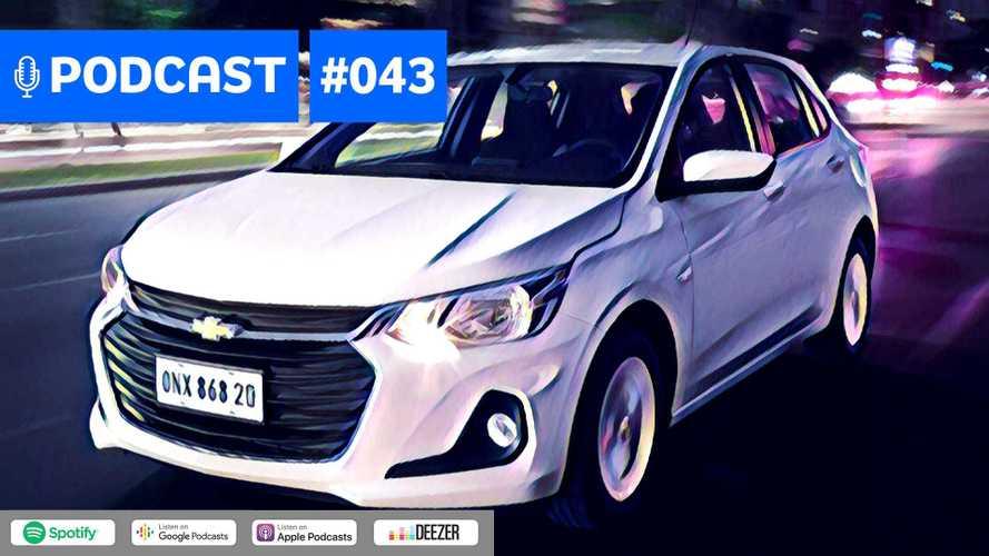 Motor1.com Podcast #43: O novo Onix se manterá na liderança?
