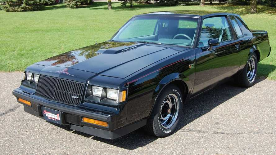 Spool Up A Sinister 1987 Buick Grand National