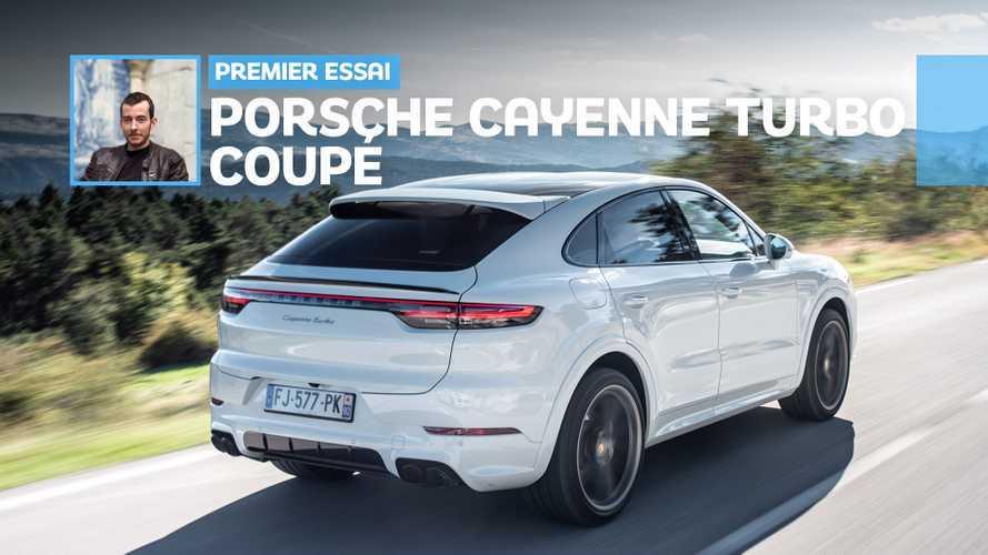 Essai Porsche Cayenne Turbo Coupé (2019) – Celui qui peut vous réconcilier avec les SUV