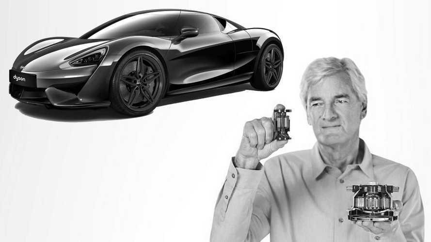L'auto elettrica Dyson non si farà, cosa succede adesso