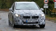 BMW 2 Series Active Tourer spy photos