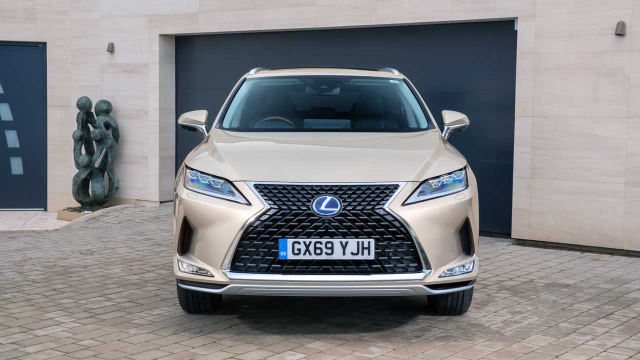 Lexus hybrid SUV sales top 250,000 in Europe