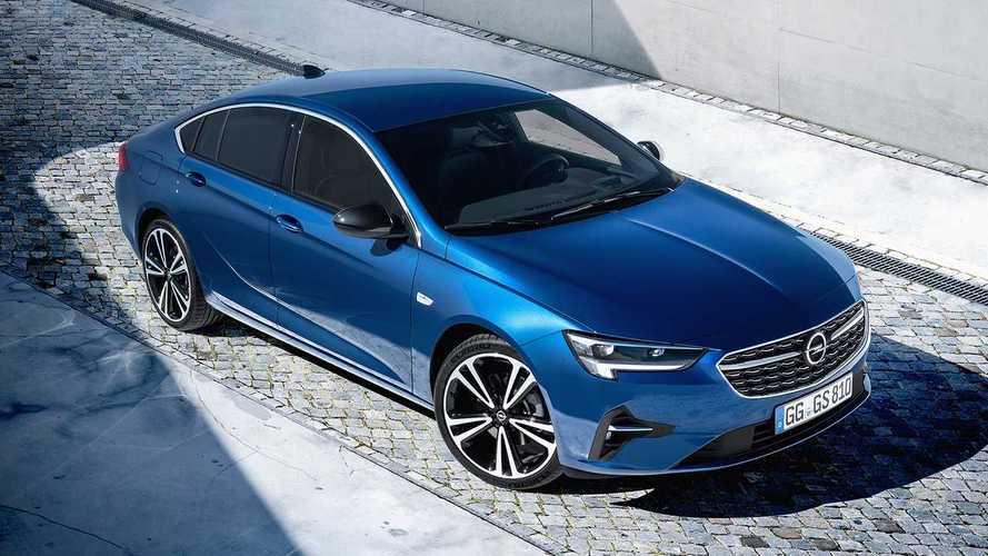Megmutatta magát az új Opel Insignia