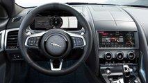 Jaguar F-Type, vecchia e nuova a confronto